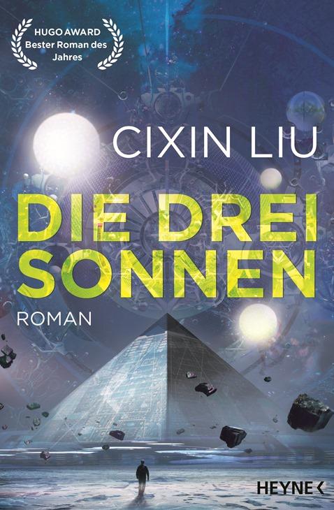LIU Cixin - Die drei Sonnen Buchcover